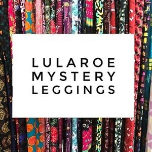Three pairs!! Lularoe leggings